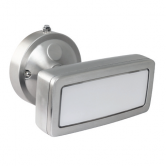 Feit Electric LED 40 Watt 5000K 3000 Lumen 120V Single Head Security Floodlight Fixture With Dusk To Dawn Sensor (73704)