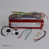 Bodine Emergency Ballast for (1) 32-40W T8 T9 T10 T12 or PL-L Lamps Run at 120V/277V (B100)