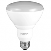Sylvania 9 Watt BR30 LED 2700K 120V 650 Lumen 80 CRI Medium (E26) Base Dimmable Bulb (LED9BR30DIM827G2RPDIS)