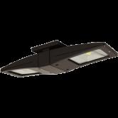 RAB 26 Watt Bronze LED Dual Area Canopy Fixture - 5000K 120V-277V 69 CRI 2069 Lumen (CLED2X13)