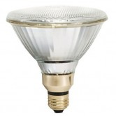 Philips 100 Watt PAR38 Pulse Start Ceramic Metal Halide 3000K Medium (E26) Base Spot Bulb - M140/O M90/O C90/O (CDM100/PAR38/SP/3K/ALTO/ELITE)