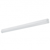 "Philips 32 Watt 48"" LED Linear Day-Brite Strip Fixture - 4000K 120V-277V 80 CRI 3653 Lumen - Includes Integral Emergency Pack (FSSEZ440L840-UNV-EMLED)"