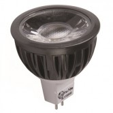 Lite the Nite 5 Watt MR16 LED 3000K 12V AC/DC 430 Lumen 80 CRI Bipin (GU5.3) Base Dimmable Bulb (L11534D)