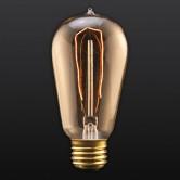 40W ST57 Hairpin Edison Bulb