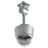 Maxlite HAZARDOUS LOCATION LOWBAY - 23W  120-277V  WIDE DIST.  5000K  GREY  CLASS I DIVISION 2  WALL MOUNT (HL-LB23U-50WM)