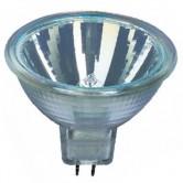Hikari 50 Watt MR16 Halogen 2800K 12V Bipin (GU5.3) Base Open Narrow Spot Bulb - EXT (MR 8033C)
