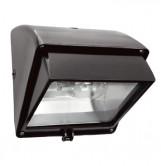 70 Watt Metal Halide NytePro Cut-Off Wall Prism 120V/277V - Includes Lamp (NPM70PMAL-8)