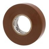 "NSI Brown Electric Tape Easy-Wrap 3/4"" X 60' (EWG7060-1)"