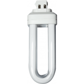 RAB  LAMP 22W CFL QUAD 2 PIN GX32D2 BASE 2700K (LPLF22Q)