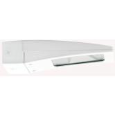 RAB  LPACK LED WALLPACK 10W 12V 24V DC W/JUNCTION BOX WHITE (WPLED10DCW)