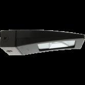 RAB  LPACK LED WALLPACK 13W 12V 24V DC JUNC BOX + SURFC PLT BRONZE (WPLED13DC)