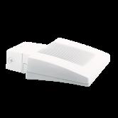 RAB  LPACK LED WALLPACK 26W 12V 24V DC JUNC BOX + SURFC PLT WHITE (WPLED26DCW)