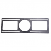 """Lotus Rough-In Plate for 6"""" LED Downlight (RIP6)"""