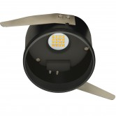 "Satco Freedom 10.5 watt; 4"" base unit LED Downlight / Retrofit Fixture; 2700K; 120 volts (10.5WLED/4-BASE/27K/540L/120V)"