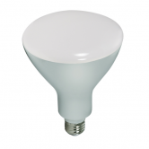 Satco DiTTO 11.5 watt; LED BR40; 2700K; 103' beam spread; Medium base; 120 volts; Dimmable (11.5BR40/LED/2700K/940L/120V)
