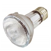 Satco 35 watt; Metal Halide HID; Medium base; PAR20; Clear; 81 CRI; 3000K (S4284)