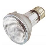 Satco 39 watt; Metal Halide HID; Medium base; PAR20; Clear; 81 CRI; 3000K (S4285)