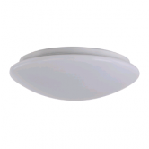 "Sylvania 25 Watt 14"" LED Phase-cut Dimmable Surface Mount Fixture - 4000K 120V 80 CRI 1600 Lumen (SURFACER1A/025120T840/14S/WH)"