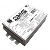 Fullham WorkHorse Single Channel LED DALI Dimmable Driver - 120V-277V Input Voltage, Constant Current 60 Watt Max. Programmable 250-1050mA - Compact Case with End Terminals (T1A1UNV105P-60F)