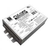Fulham WorkHorse LED - Single Channel - DALI Dimming LED Driver - Universal Voltage Input - Programmable 250-1050mA Constant Current Output - 60W Max - Compact Case w/ End Terminals and backside Studs - IP60 (T1A1UNV105P-60G)