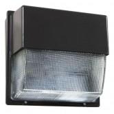 Lithonia 72 Watt LED Type III Medium Distribution Wallpack - 5000K 120V-277V 70 CRI 7027 Lumen Bronze Fixture (TWHLED20C50K)