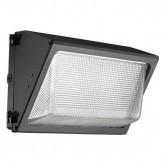 Lithonia 35 Watt LED Type 4 Distribution Wallpack - 5000K 120V-277V 2126 Lumen 70 CRI Dark Bronze Fixture (TWR1LED150KMVOLT)