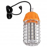 Westinghouse 1 Light High Lumen LED Plug-In Work Light with Metal Cage (6349200)