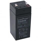 4V 4.5Ah Backup Battery for Emergency/Exit Fixtures (PS-445)