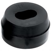 Black End Cap for T5 Tube Guard (T5END/CAP)