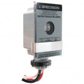 Precision 208V/277V Fixed Nipple Photocell - 3000 Watt Max (T-368)