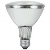 Sylvania 70 Watt PAR30L Long Neck Pulse Start Ceramic Metal Halide 3000K Medium (E26) Base Clear Flood Bulb - M130/O M98/O (MCP70PAR30LN/U/930/FL)