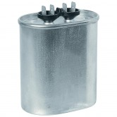 100 Watt 330V Oil Filled Metal Halide/Mercury Vapor 1 Lamp Capacitor 10MFD (10MFD/CAP330VAC)