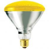 SLI 100 Watt BR38 Incandescent 130V Medium (E26) Base Yellow Bulb (100BRL/BUG-YLW/FL)