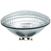 GE 300 Watt PAR56 Incandescent 12V Screw Terminal (G53) Base Clear Wide Flood Bulb (300PAR56WFL12)