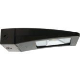 RAB 13 Watt LED Wallpack - 3000K 120V-277V 82 CRI 1035 Lumen Bronze Fixture (WPLED13Y)
